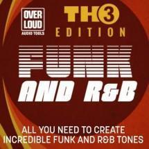 Get your funk on with new TH3 Funk & RnB from Overloud