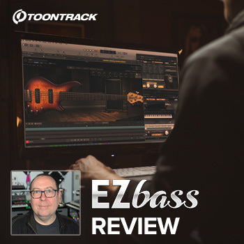 REVIEW: Toontrack EZbass by Music Tech writer Matthew Mann
