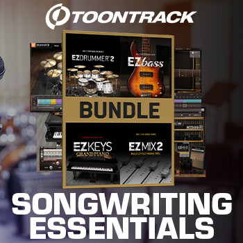 NEW RELEASE - Toontrack EZline Software Bundle
