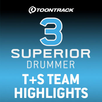 Toontrack Superior Drummer 3 drum software – our personal highlights