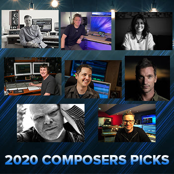 Artists & Composers reveal their top purchases of 2020