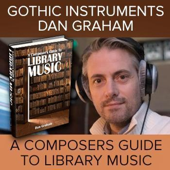 NEW RELEASE - A Composer's Guide to Library Music by Dan Graham