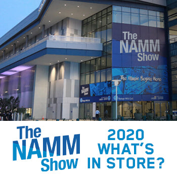 NAMM 2020 news and offers - what can we expect to see this year?
