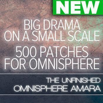NEW RELEASE: The Unfinished Omnisphere Amara