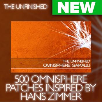 New Release: The Unfinished Omnisphere Gaikaiju