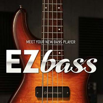 Toontrack to release EZbass on 19th May 2020!