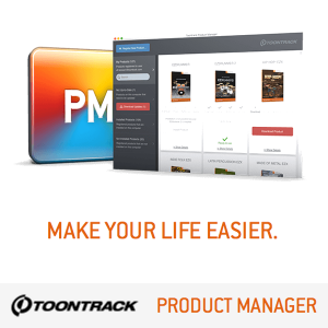 Toontrack launch new Product Manager – we take a closer look