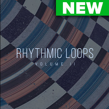 NEW RELEASE: Umlaut Audio Rhythmic Loops Vol II for Kontakt