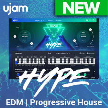 NEW RELEASE: ujam Beatmaker HYPE