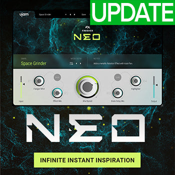 UPDATE: Ujam Finisher NEO 1.1 is here!