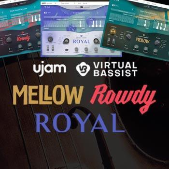 NEW RELEASE: UJAM Virtual Bassist Series now fully available