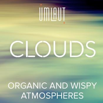 Umlaut Audio release Clouds – atmospheric textures and loops