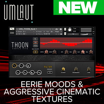 NEW RELEASE - Umlaut Audio Thoon Subtle Hits