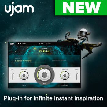 NEW RELEASE - uJam Finisher Neo effects plugin for sound design