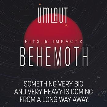 New Release: Umlaut Audio Behemoth