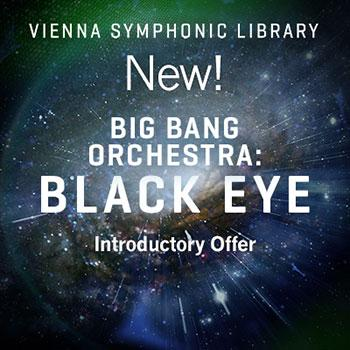 NEW RELEASE - VSL Big Bang Orchestra: Black Eye