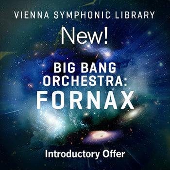 NEW RELEASE: VSL Big Bang Orchestra: Fornax