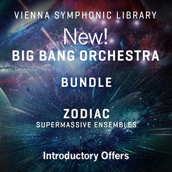 ENDS 31ST DEC - Up to 25% off VSL Big Bang Orchestra Zodiac and Bundle