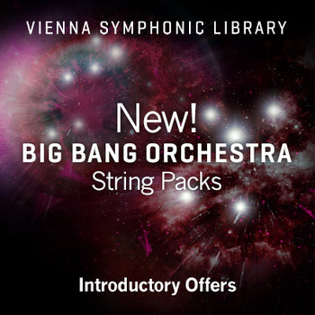 ENDS AUGUST 3RD: Save 30% off new VSL string libraries Big Bang Orchestra Lyra and Musca
