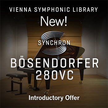 NEW RELEASE: VSL Bosendorfer 280VC virtual instrument
