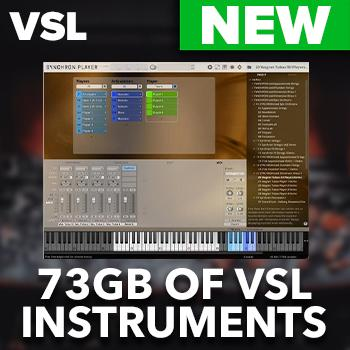 NEW RELEASE: VSL Epic Orchestra 2.0 - now available individually!
