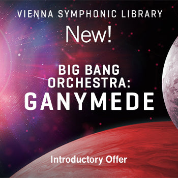 NEW RELEASE: VSL Big Bang Orchestra: Ganymede