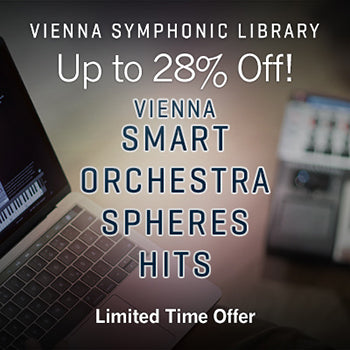 ENDS 3RD AUGUST - Up to 28% off VSL's Smart series!