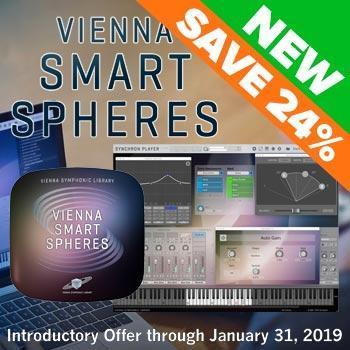 NEW RELEASE: VSL Vienna Smart Spheres