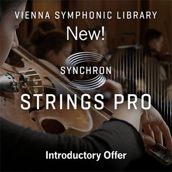 NEW RELEASE: VSL Synchron Strings Pro