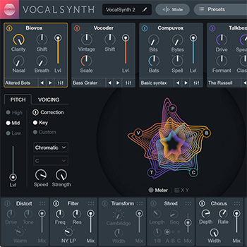 COMING SOON: iZotope VocalSynth 2