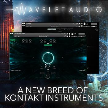 NEW RELEASE: Wavelet Audio Kontakt libraries have arrived!