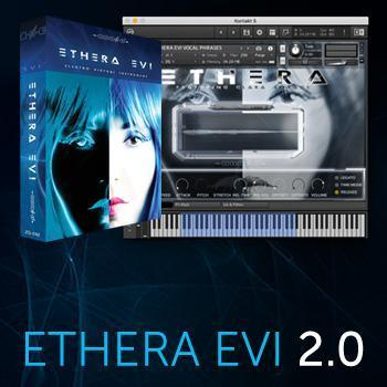 NEW RELEASE: Zero-G Ethera EVI 2.0 Electronic Virtual Instrument