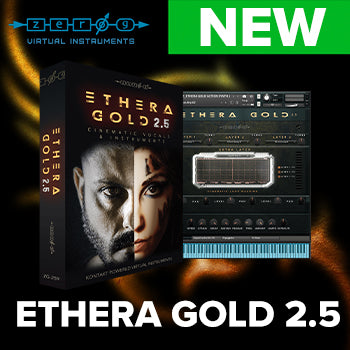 Just arrived! - Zero-G Ethera Gold 2.5