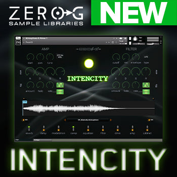 NEW RELEASE: Zero-G Intencity Intense Cinematic Sounds