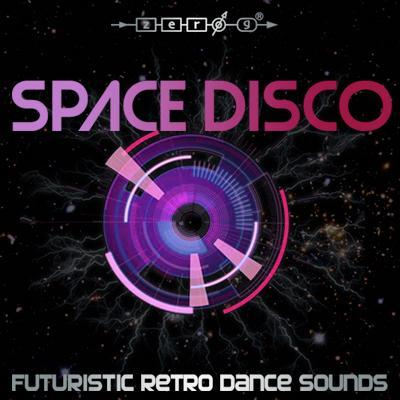 NEW Get back to the future with Zero-G Space Disco