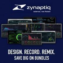 Zynaptiq release new Design, Remix and Repair bundles