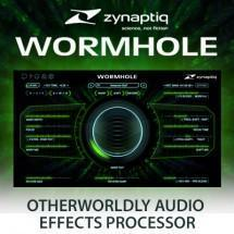 Zynaptiq release highly versatile Wormhole effects plug-in