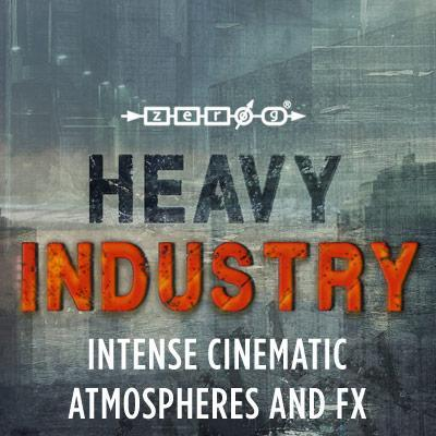 NEW Heavy Industry from Zero-G