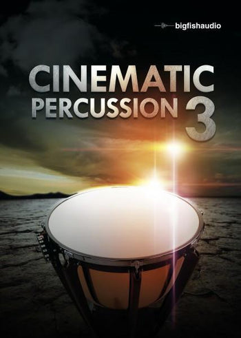 Big Fish Audio - Cinematic Percussion 3 - ComputerMusic Magazine