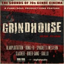 Big Fish Audio introduce Grindhouse: Sounds of 70s Genre Cinema!