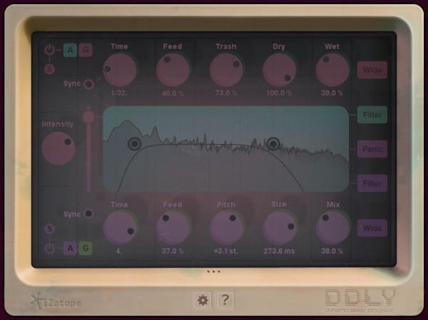 iZotope - DDLY - Music Tech