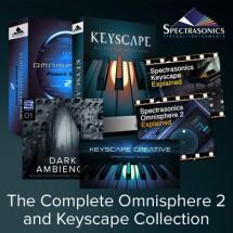 NEW! Spectrasonics Omnisphere 2 & Keyscape Collection – Time+Space