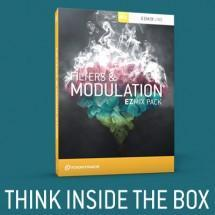 NEW! Toontrack Filters & Modulation EZmix Pack