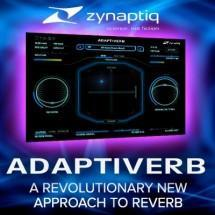 Zynaptiq release revolutionary new approach to reverb with ADAPTIVERB