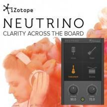 Refine your mixes with iZotope's FREE Neutrino plug-in