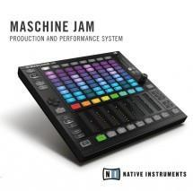 Native Instruments announce MASCHINE JAM