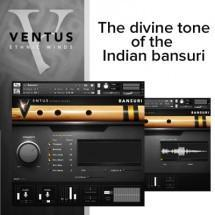 NEW! Impact Soundworks Ventus Ethnic Winds: Bansuri