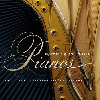 NEW RELEASE: EastWest release Gold and Platinum Pianos Collection