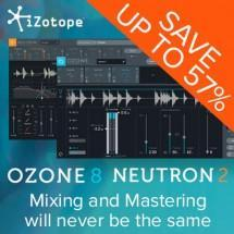 iZotope release Ozone 8 and Neutron 2