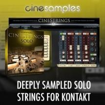 NEW Cinesamples release Cinestrings Solo